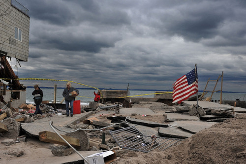Hurricane sandy affecting home depots price.  (PRNewsFoto/RealtyPin)