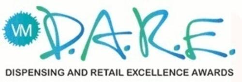 D.A.R.E. award logo.  (PRNewsFoto/Stanton Optical)