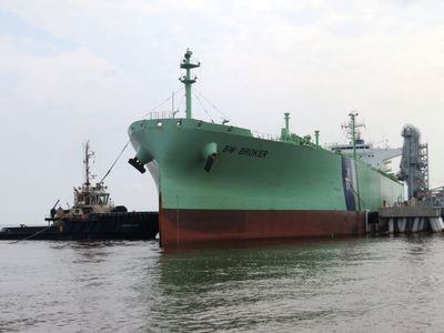 Angola LNG sells first LPG cargo (PRNewsFoto/Angola LNG Marketing Ltd)