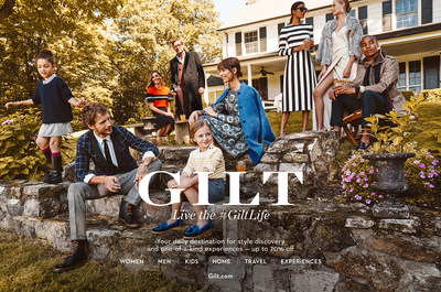 Live the #GiltLife