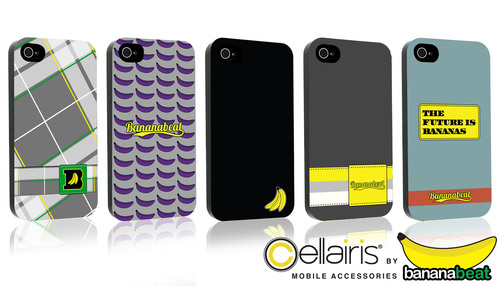 Cellairis by Bananabeat Cell Phone Accessories Line.  (PRNewsFoto/Cellairis)