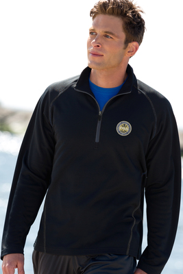 Vansport(TM) performance pullovers are among the many options of PGA of America logo apparel. (PRNewsFoto/Vantage Apparel)
