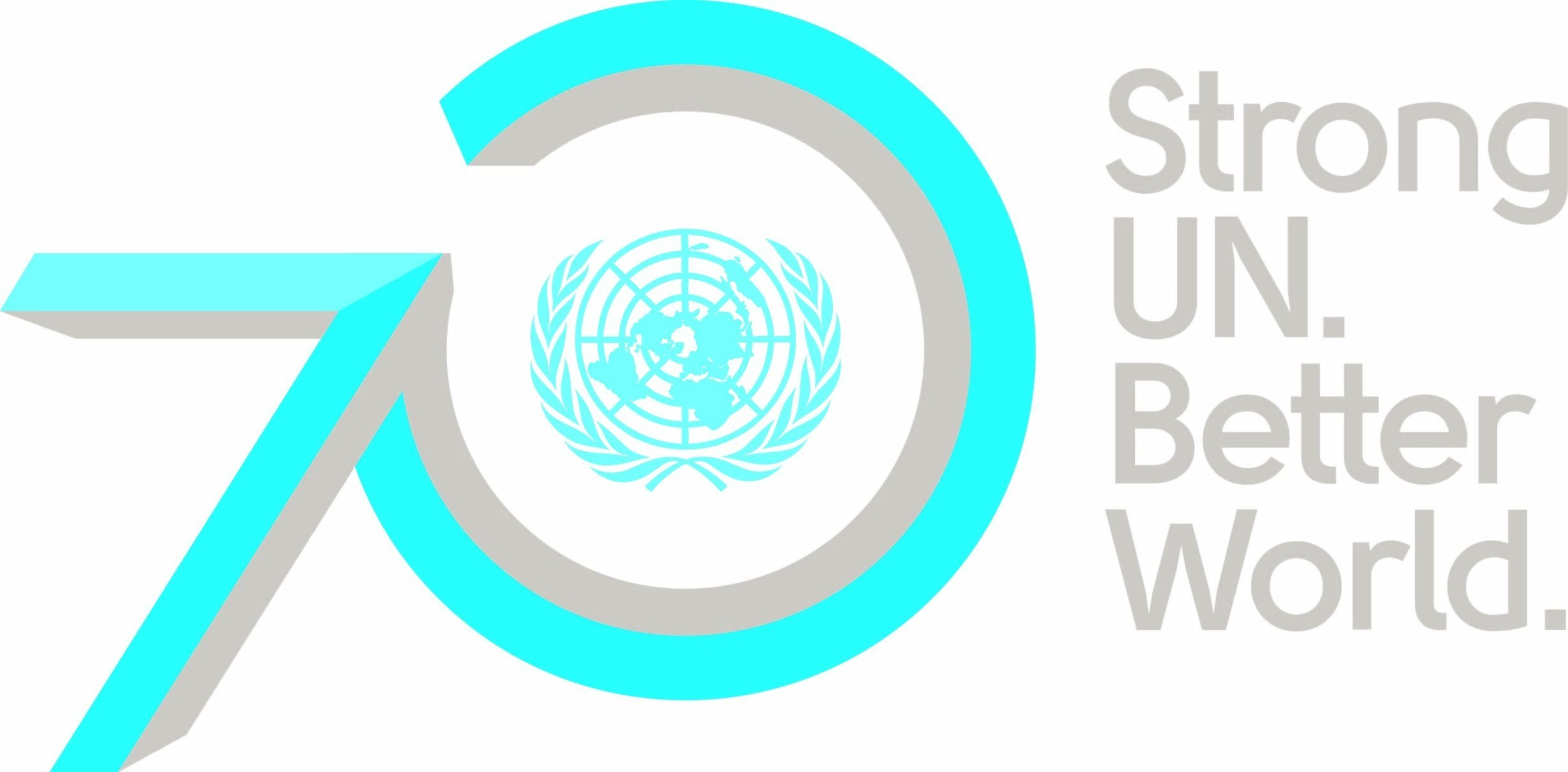 United Nations, to mark the International Day of Happiness and commemorate the United Nations' 70th Anniversary.