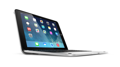 ClamCase Pro Keyboard Case for iPad Air. (PRNewsFoto/ClamCase) (PRNewsFoto/CLAMCASE)
