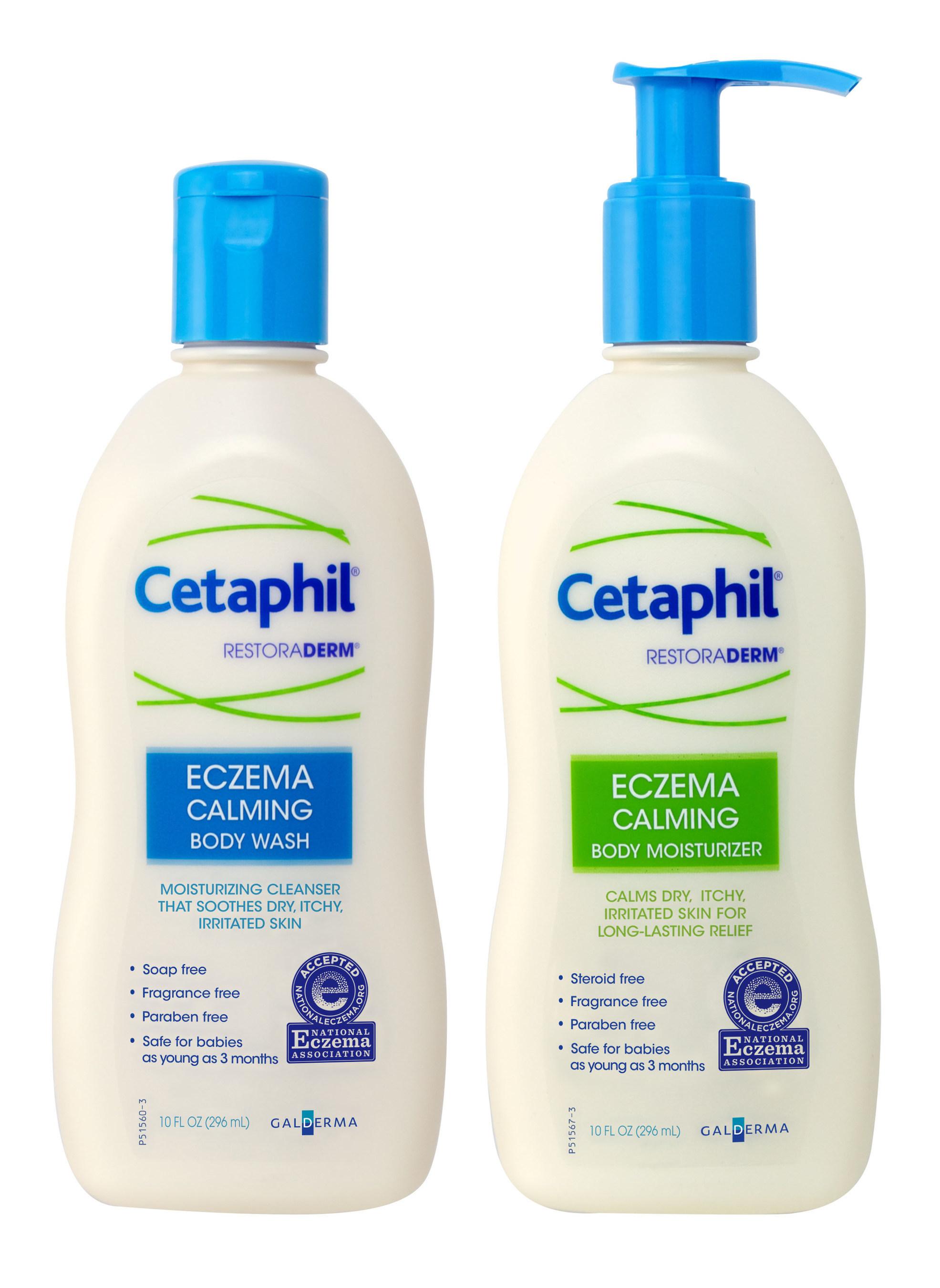 The Cetaphil 174 Brand Revamps Restoraderm 174 Product Line