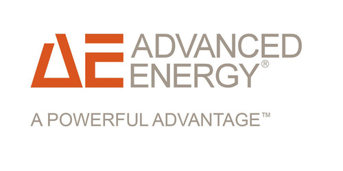 AE Logo.  (PRNewsFoto/Advanced Energy Industries, Inc.)