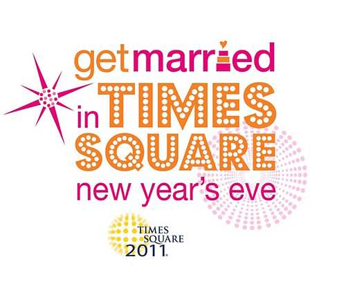 Get Married Media To Host First-Ever Wedding With a Million Guests in New York's Times Square on