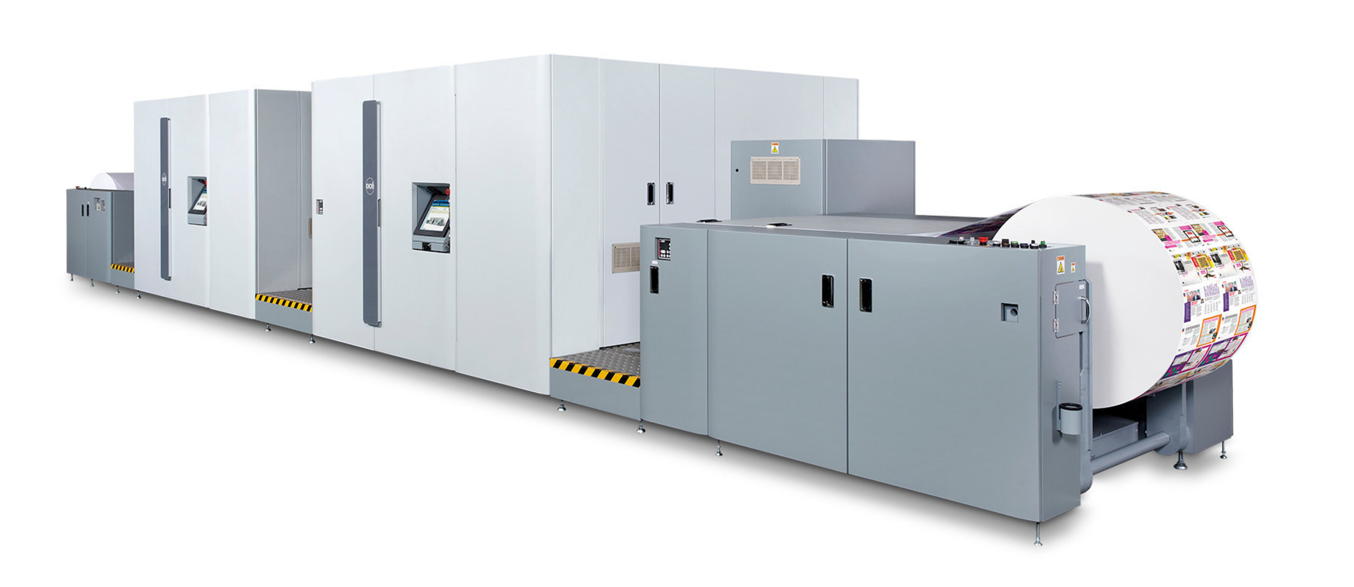 IWCO Direct has purchased the full-color continuous feed inkjet Oce ImageStream(R) 3500 from Canon Solutions America.