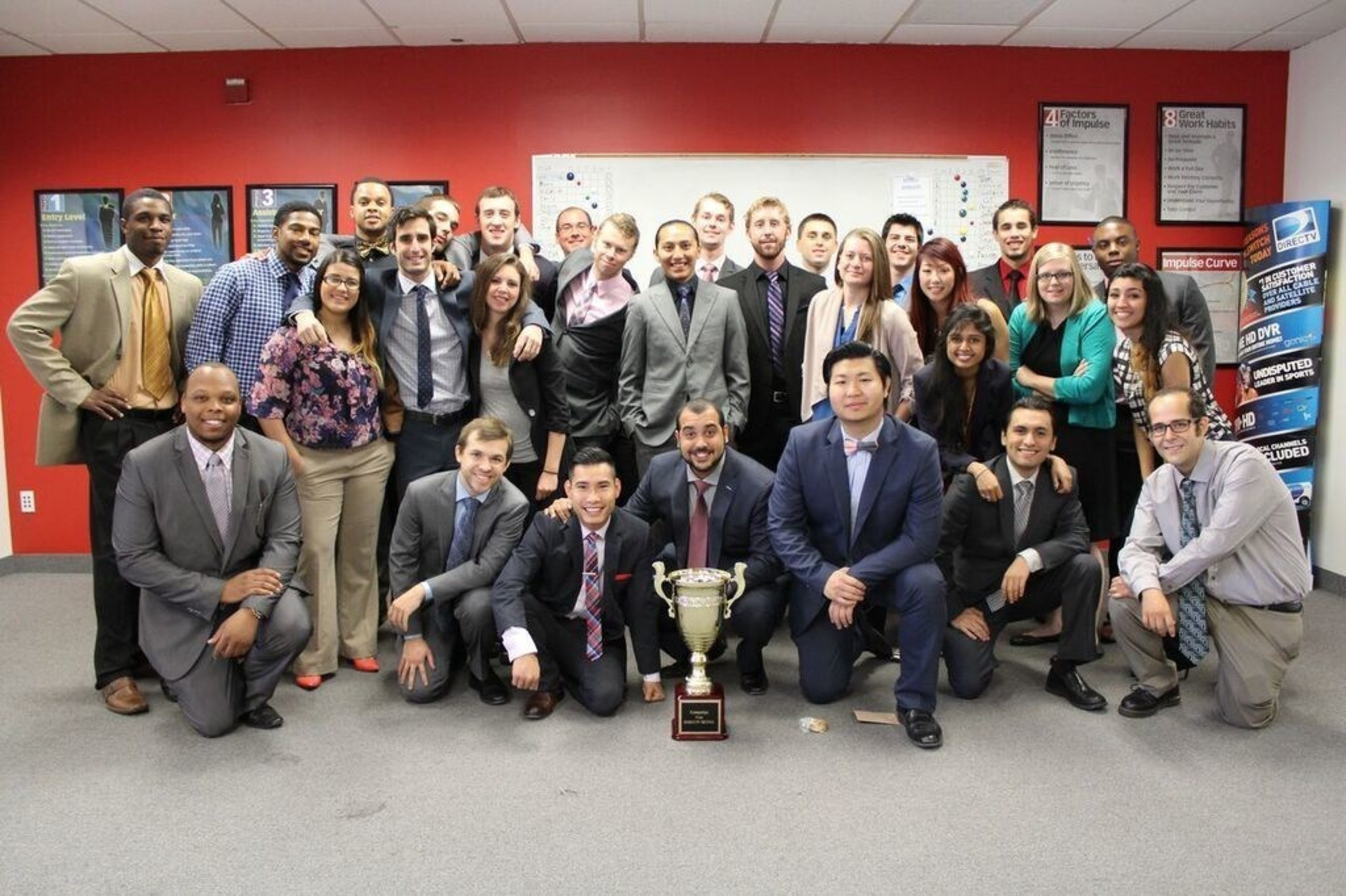 MGA Business Consulting Earns Campaign Cup Award