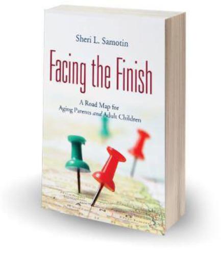 Facing the Finish.  (PRNewsFoto/LifeBridge Solutions, LLC)