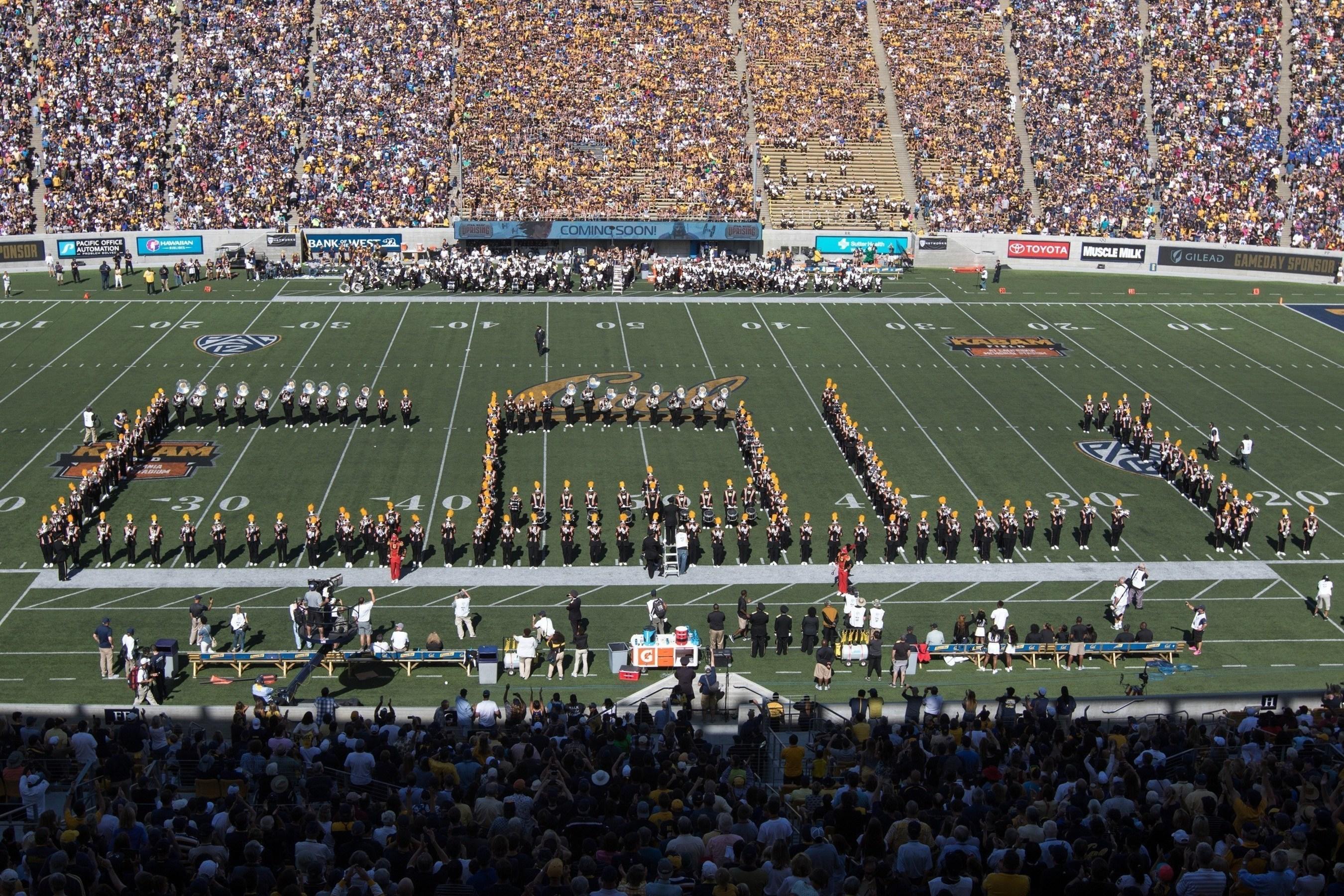 The University of California Golden Bears