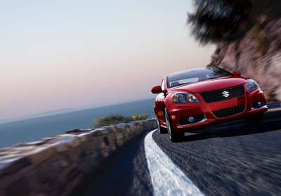 2013 Suzuki Kizashi - Industry's best kept secret.  (PRNewsFoto/American Suzuki Motor Corporation)