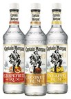 The Captain Morgan Rum Co. announced the launch of the newest additions to its portfolio of products- CAPTAIN MORGAN(R) Pineapple Rum, CAPTAIN MORGAN(R) Coconut Rum, and CAPTAIN MORGAN(R) Grapefruit Rum.
