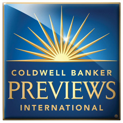 Coldwell Banker Previews International. (PRNewsFoto/Coldwell Banker Residential Brokerage) (PRNewsFoto/COLDWELL BANKER RESID. BROKERAGE)