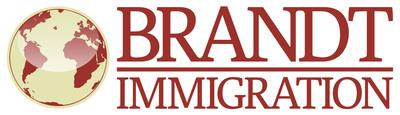 Same-Sex Marriage Immigration Lawyers.  (PRNewsFoto/Brandt Immigration)