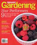 Organic Gardening Magazine Takes the Garden to the Grill