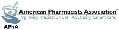 American Pharmacists Association logo. (PRNewsFoto/American Pharmacists Association)