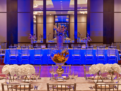 Ballroom at The Joule Hotel and Shops, Dallas. Credit: Eric Laignel.  (PRNewsFoto/The Joule)