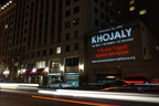 A national public awareness campaign commemorating the 22nd anniversary of the 1992 massacre of nearly 1000 Azerbaijani civilians in the village of Khojaly by Armenian and Russian military forces is bringing important attention to the status of refugees within Azerbaijan. The campaign, led by the American Azerbaijan Alliance, is currently underway in Washington, D.C. and New York City where hundreds of Khojaly posters are located at subways and at bus stops, and mobile projections on buildings throughout both cities in Washington, D.C. and New York with messages commemorating the human tragedy against Azerbaijan.  (PRNewsFoto/Azerbaijan America Alliance)