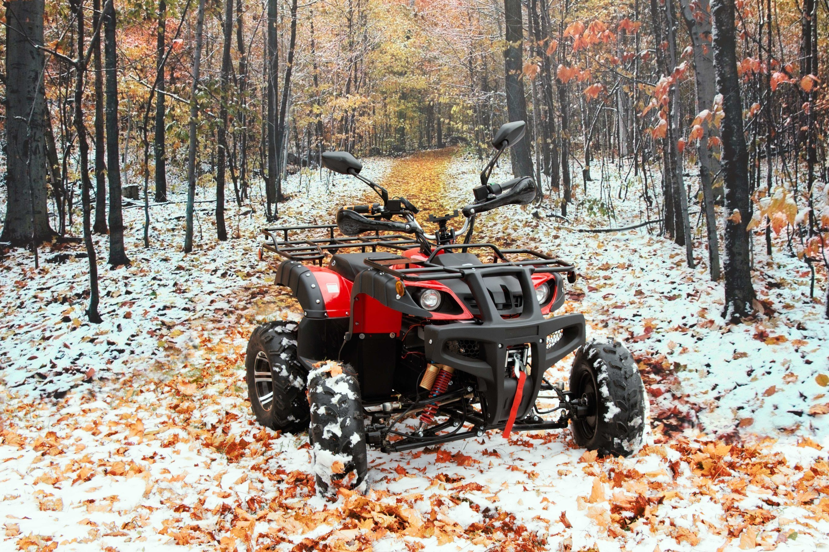 Daymak Introduces New Ultra Beast ATV First AWD Customizable ATV