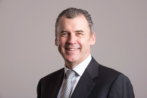 Pictured above is Martin Gammon, Chairman, The Grichan Partnership. (PRNewsFoto/The Grichan Partnership)