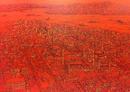 Untitled-3, Devrim Erbil. 130 x 180 cm.  (PRNewsFoto/Ana Tzarev Gallery)