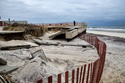 In the wake of Hurricane Sandy, a study by CH2M and The Nature Conservancy found that incorporating more natural elements into coastal protection achieves more effective results for resilience in communities prone to climate-related flooding.