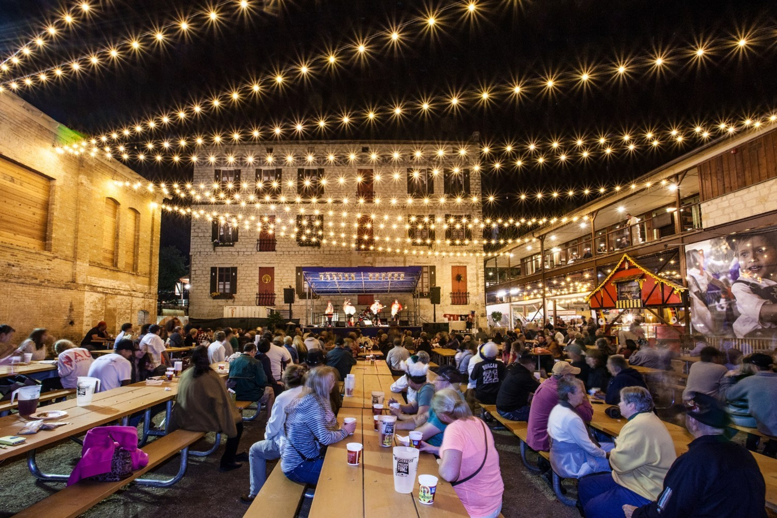 Wurstfest in new braunfels celebrates german culture with for Texas craft brewers festival