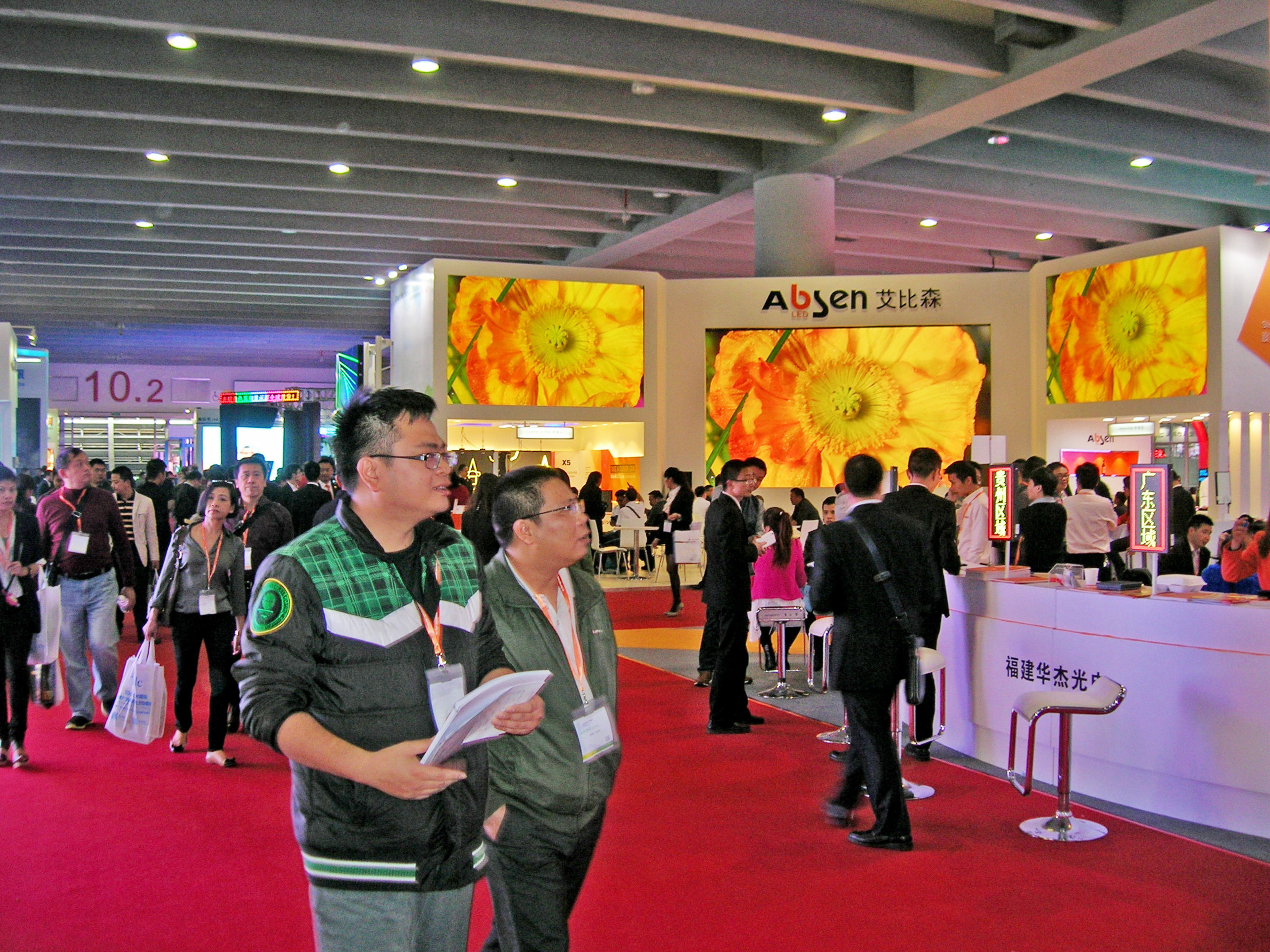 International Signs und LED Exhibition eröffnet im Februar in Guangzhou, China