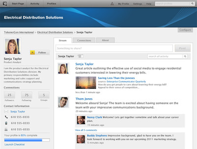Lockheed Martin's Eureka Streams Open Source Project Screen Shot.  (PRNewsFoto/Lockheed Martin)