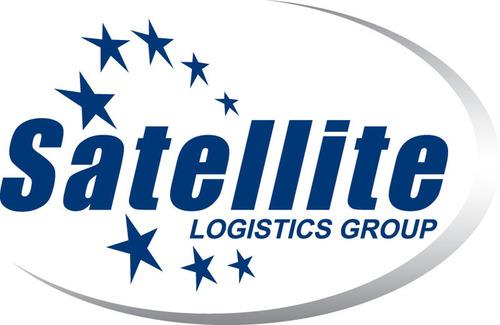 Satellite Logistics Group logo. (PRNewsFoto/MindShare Strategies, Inc.) (PRNewsFoto/MINDSHARE STRATEGIES, INC.)