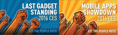 Last Gadget Standing/Mobile Apps Showdown logo