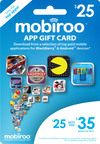 Mobiroo, the first and only company to offer a mobile application gift card for Android(TM) and BlackBerry(R) users, came to Target(TM) stores nationwide November 6th.  (PRNewsFoto/Mobiroo)