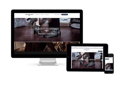 Alberto Guardiani 3.0: The New Digital Face is Online With a 360° Restyling