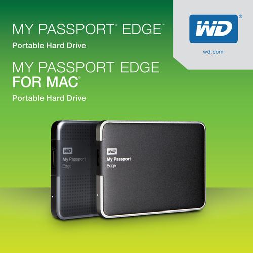 WD® Ships New Slim And Sleek Family Of Portable Hard Drives