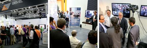 Sisvel Technology Shows New 3D Tile Format Live at IFA 2010