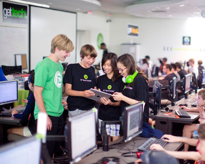 iD Tech Camps offers news courses and locations for 2014.  (PRNewsFoto/iD Tech Camps)