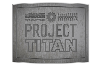 Project Titan.  (PRNewsFoto/Nissan North America)