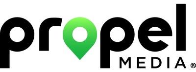 Propel Media Logo