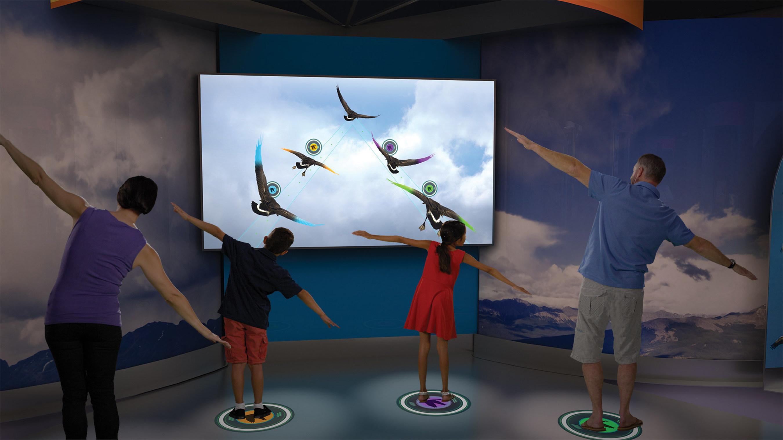 'Above and Beyond -- The Ultimate Interactive Flight Exhibition' se lanza este agosto