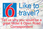 Motel 6 Updates the Classic Road Trip with Contest to Mark 50 Years