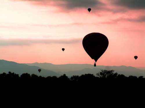Win a Trip to the World's Largest Balloon Festival in Albuquerque, New Mexico