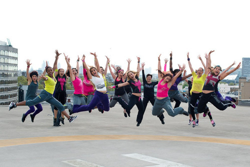 Global Phenomenon Zumba Fitness, LLC Launches Apparel Collection With Iconic British Department