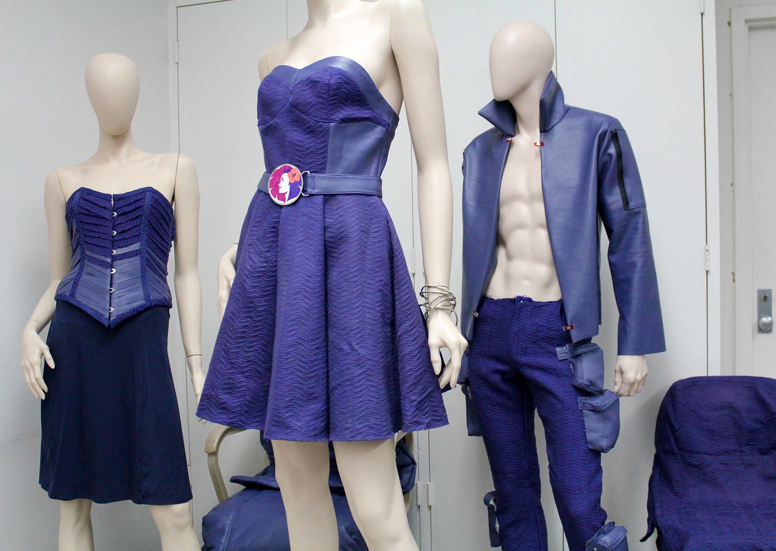 Hawaiian Airlines Partners With Emerging Designers To Transform Aircraft Seat Fabric Into Fashion