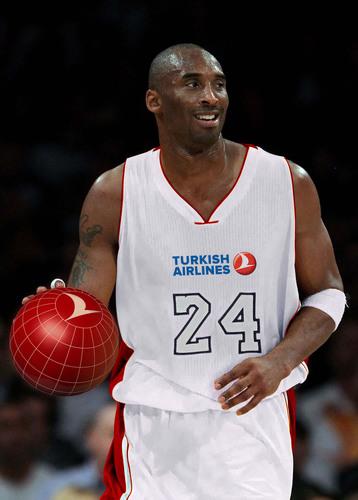 Legendary Athlete Kobe Bryant Named New Global Brand Ambassador for Turkish Airlines