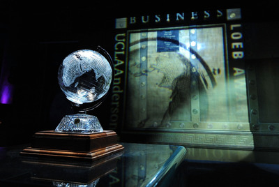 UCLA Anderson School of Management celebrates 40 years of hosting The Gerald Loeb Awards.  (PRNewsFoto/UCLA Anderson School of Management)