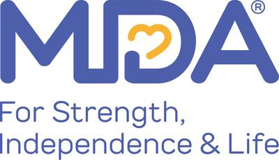 Muscular Dystrophy Association logo.  (PRNewsFoto/Muscular Dystrophy Association)