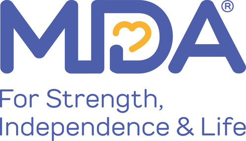 Muscular Dystrophy Association logo. (PRNewsFoto/Muscular Dystrophy Association) (PRNewsFoto/)