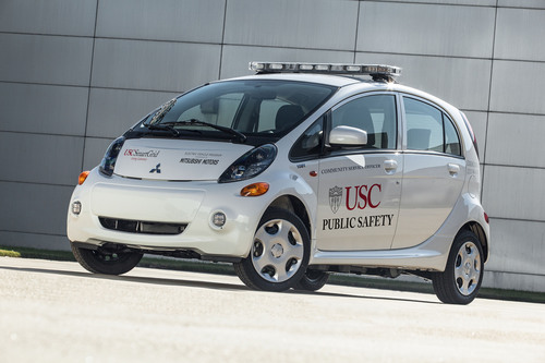 Mitsubishi Motors Teams with the University of Southern California to Support Their Smart Grid