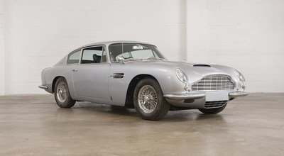 "This 1966 Aston Martin DB6 Vantage is one example of the 40 significant vehicle offerings in the November 19th, 2015 ""Rolling Sculpture"" auction, an inaugural event hosted by Keno Brothers Fine Automobile Auctions and powered by Proxibid, the most trusted online Marketplace for  buying and selling highly valued items on  a global level.  Prebids are open and more information can be found at www.proxibid.com/kenobrothers."